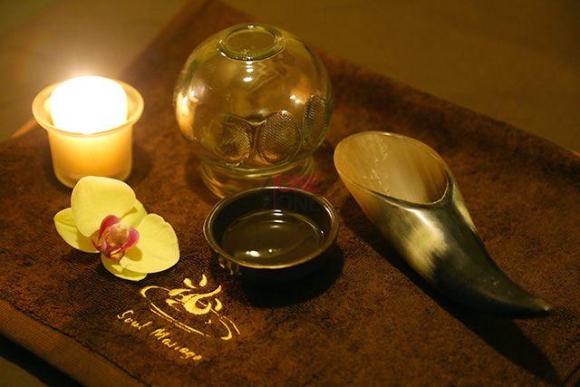沁. Soul Massage -