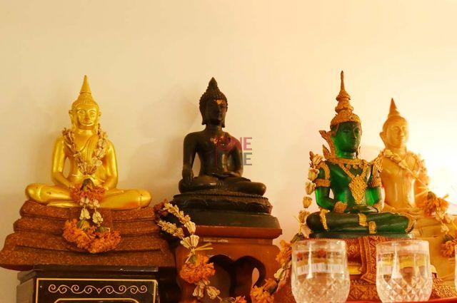 Strong Thai Massage -