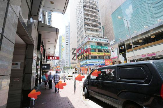 向左行前數,已到達38廣場,上6樓,順利到達玲瓏坊 Le Health Spa