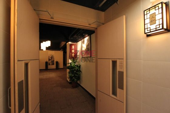 按三樓,順利到達「康健堂」!